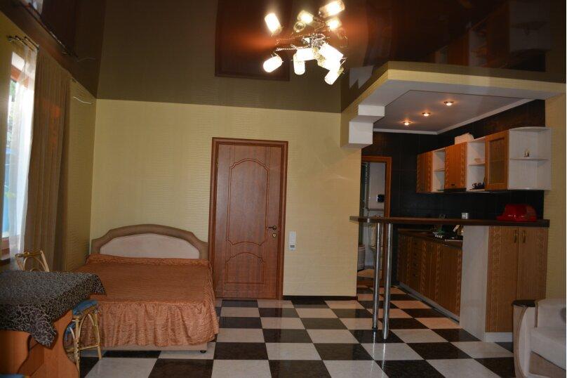 Новый трех комнатный дом вместимостью до 10человек, 150 кв.м. на 10 человек, 3 спальни, Кореизское шоссе, 12б, Мисхор - Фотография 14