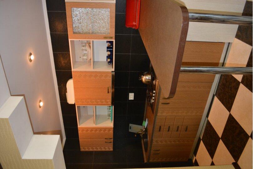 Новый трех комнатный дом вместимостью до 10человек, 150 кв.м. на 10 человек, 3 спальни, Кореизское шоссе, 12б, Мисхор - Фотография 15