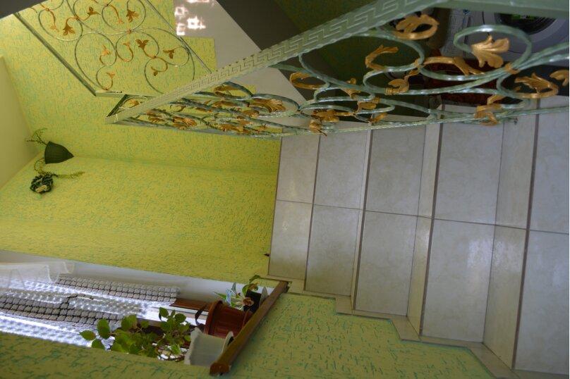 Новый трех комнатный дом вместимостью до 10человек, 150 кв.м. на 10 человек, 3 спальни, Кореизское шоссе, 12б, Мисхор - Фотография 17