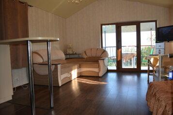 Новый 3 комнатный дом класса комфорт вместимостью до 12 человек, 150 кв.м. на 12 человек, 3 спальни, Кореизское шоссе, 12б, Мисхор - Фотография 4