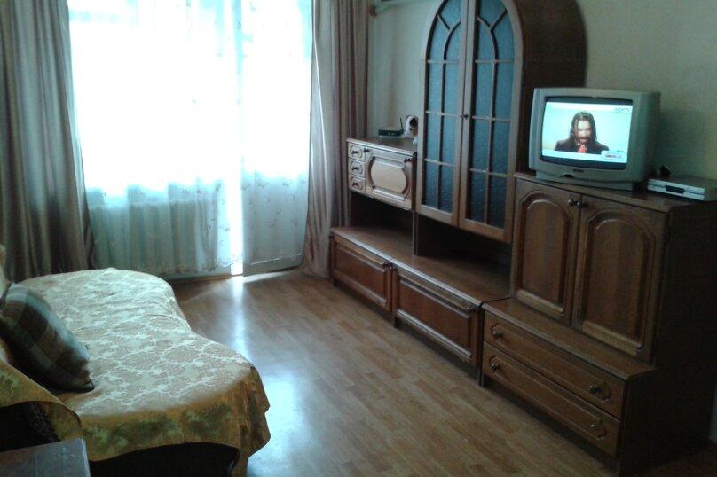 1-комн. квартира, 36 кв.м. на 2 человека, улица Луначарского, 28, Севастополь - Фотография 2