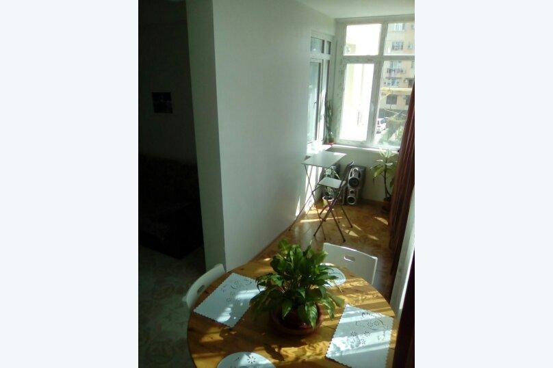 1-комн. квартира, 70 кв.м. на 4 человека, улица Ромашек, 6, Адлер - Фотография 9