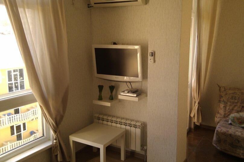 1-комн. квартира, 37 кв.м. на 4 человека, улица Просвещения, 148, Адлер - Фотография 9