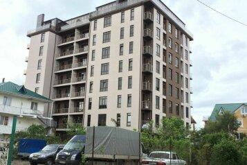 1-комн. квартира, 37 кв.м. на 4 человека, улица Просвещения, Адлер - Фотография 3