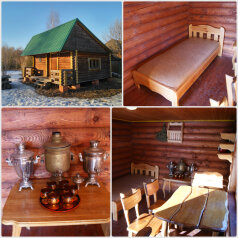 Коттедж в лесу на берегу водохранилища, 130 кв.м. на 8 человек, 4 спальни, Жуковка, Волоколамск - Фотография 2