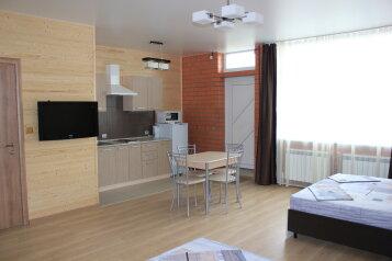 Дом студия, 36 кв.м. на 5 человек, 1 спальня, Пионерский переулок, Должанская - Фотография 1