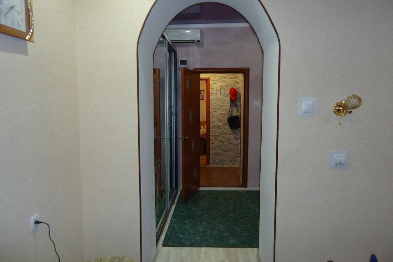 Коттедж, 25 кв.м. на 4 человека, 2 спальни, Тенистая аллея, 6, Судак - Фотография 21