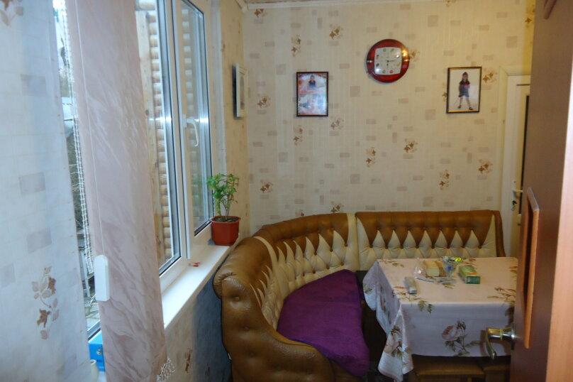 Коттедж, 25 кв.м. на 4 человека, 2 спальни, Тенистая аллея, 6, Судак - Фотография 4