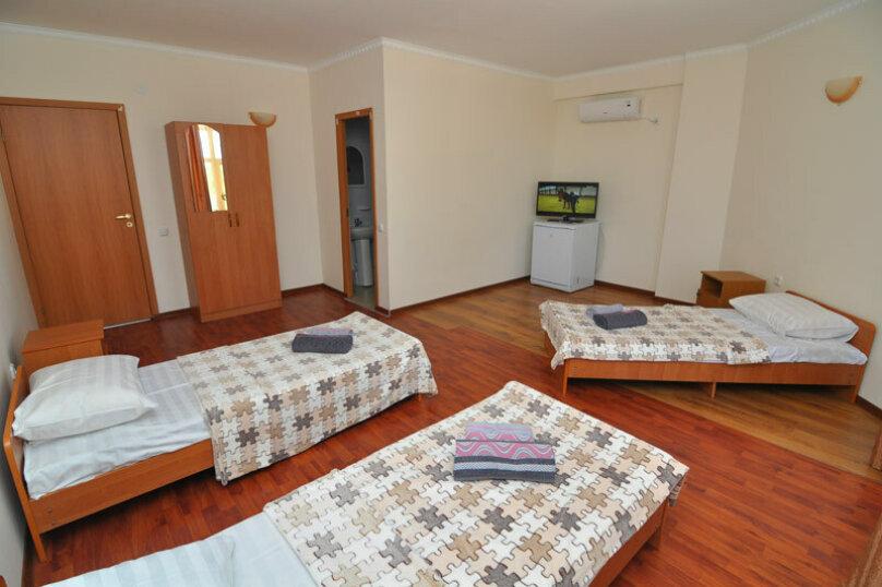Трехместный с раздельными кроватями, Южная улица, 20А, Витязево - Фотография 1