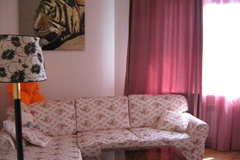 1-комн. квартира, 50 кв.м. на 6 человек, Приморская улица, 3, Геленджик - Фотография 5