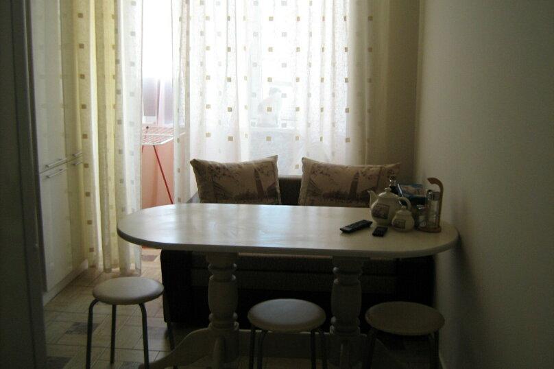 1-комн. квартира, 50 кв.м. на 6 человек, Приморская улица, 3, Геленджик - Фотография 12