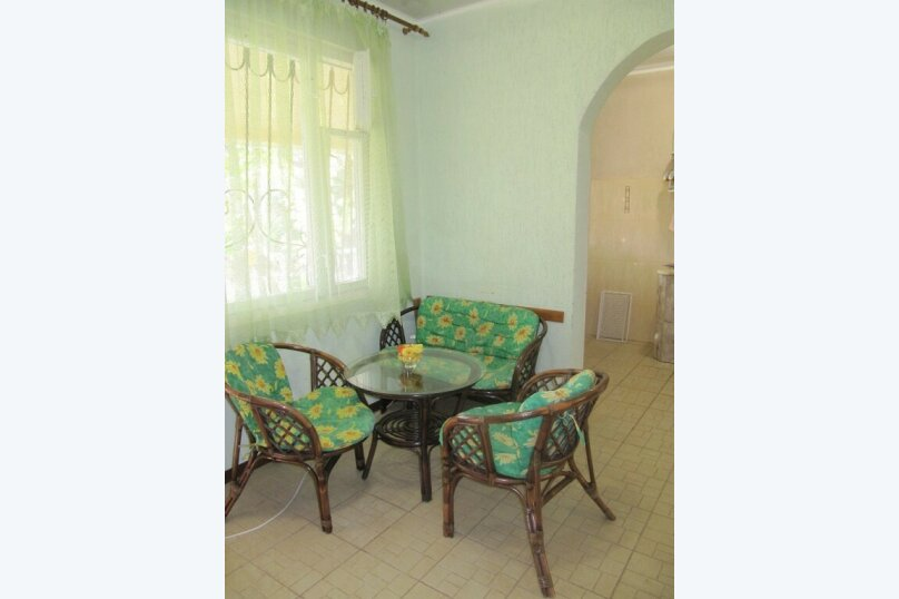 Дом, 30 кв.м. на 5 человек, 2 спальни, улица Роз, 1, Черноморское - Фотография 4