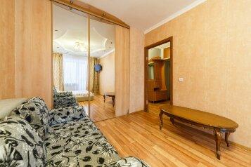 1-комн. квартира, 31 кв.м. на 3 человека, проспект Ленина, Площадь 1905 года, Екатеринбург - Фотография 4