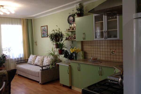1-комн. квартира, 28 кв.м. на 4 человека, улица Мира, 80, Ейск - Фотография 1