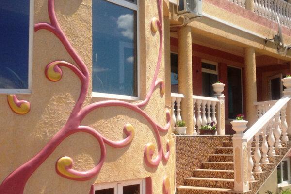Гостевой дом, Черноморская, 3 на 20 номеров - Фотография 1
