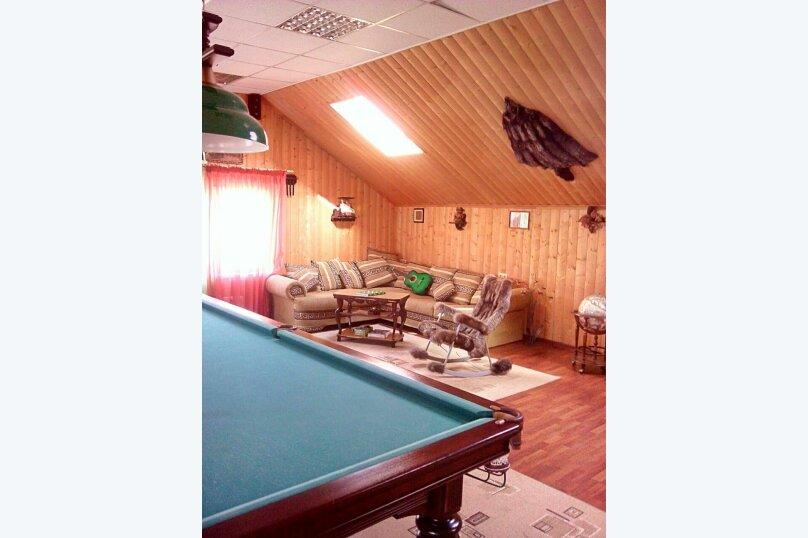 """Коттедж-люкс на Черном море, 400 кв.м. на 10 человек, 5 спален, Колхозная, 6 """"А"""", Джубга - Фотография 35"""
