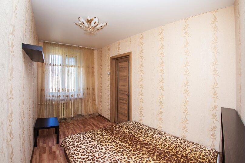 2-комн. квартира, 51 кв.м. на 4 человека, проспект Карла Маркса, 19, метро Площадь Маркса, Новосибирск - Фотография 3