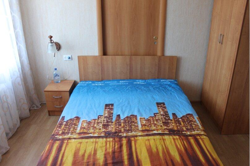 3-комн. квартира, 64 кв.м. на 7 человек, Октябрьский проспект, 18, Петрозаводск - Фотография 3