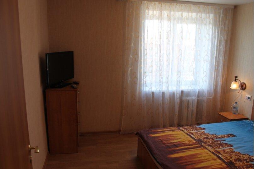 3-комн. квартира, 64 кв.м. на 7 человек, Октябрьский проспект, 18, Петрозаводск - Фотография 5