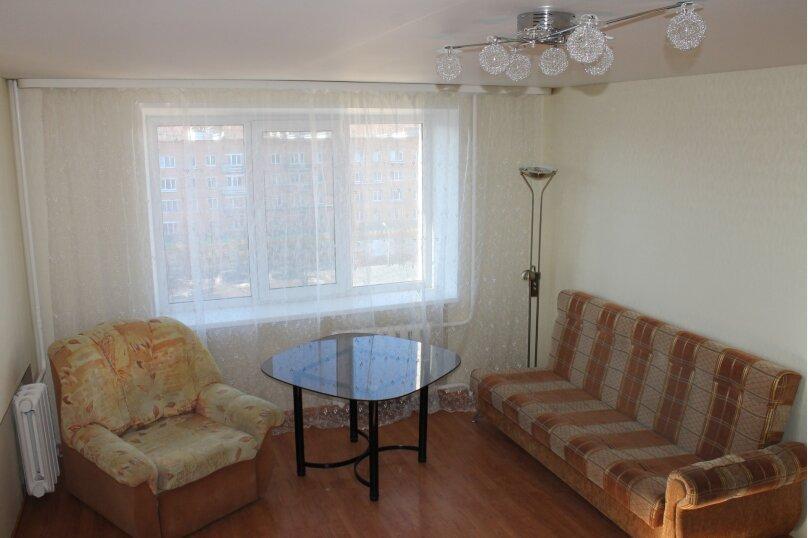 3-комн. квартира, 64 кв.м. на 7 человек, Октябрьский проспект, 18, Петрозаводск - Фотография 18
