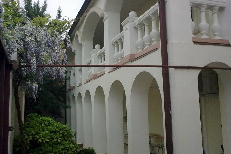 2-ой этаж частного дома с видом на море, 150 кв.м. на 8 человек, 4 спальни, Лазурная улица, 2, Отрадное, Ялта - Фотография 10