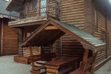 Двухэтажный деревянный сруб, 80 кв.м. на 6 человек, 3 спальни, улица Евпаторийская, село Прибрежное - Фотография 3