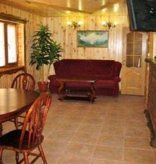 Двухэтажный деревянный сруб, 80 кв.м. на 6 человек, 3 спальни, улица Евпаторийская, село Прибрежное - Фотография 4