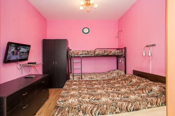 3-комн. квартира, 72 кв.м. на 12 человек, Бамбуковая улица, Центр, Сочи - Фотография 2