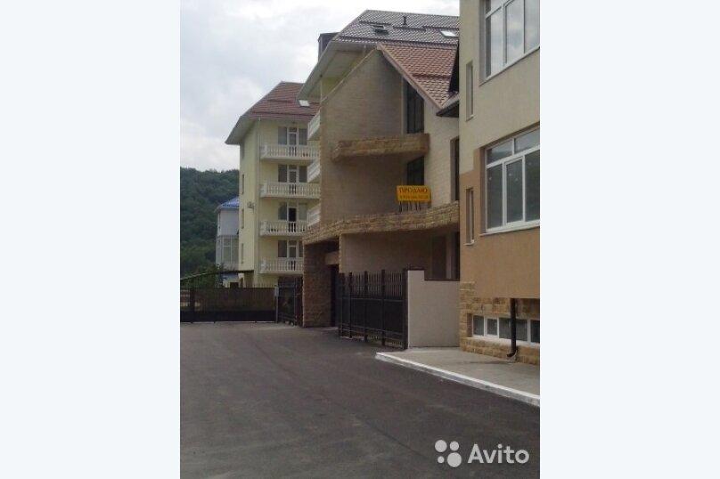 1-комн. квартира, 35 кв.м. на 4 человека, улица Единство, 1А, Лазаревское - Фотография 1