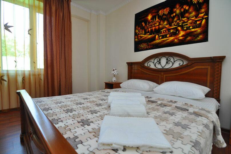 Трехместный с двухспальной кроватью, Южная улица, 20А, Витязево - Фотография 1
