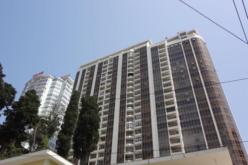1-комн. квартира, 85 кв.м. на 5 человек, Первомайская улица, 19, Сочи - Фотография 16