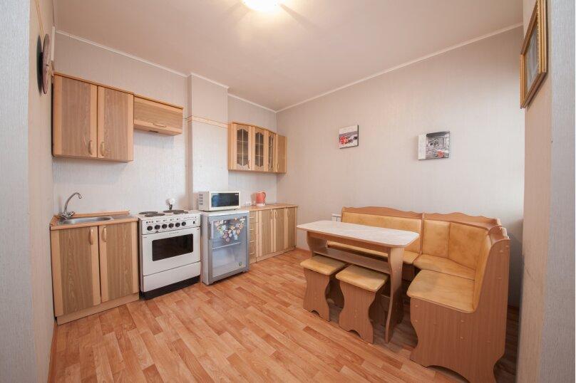 1-комн. квартира, 37 кв.м. на 4 человека, улица Батурина, 30к2, Красноярск - Фотография 3