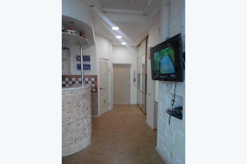 2-комн. квартира, 40 кв.м. на 4 человека, Севастопольское шоссе, 52Х, Гаспра - Фотография 4