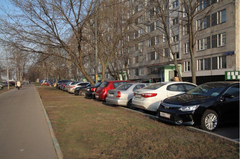 1-комн. квартира, 33 кв.м. на 3 человека, Шипиловская улица, 12, метро Орехово, Москва - Фотография 20