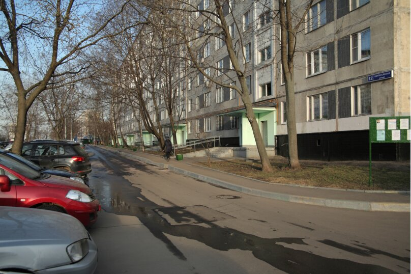 1-комн. квартира, 33 кв.м. на 3 человека, Шипиловская улица, 12, метро Орехово, Москва - Фотография 21
