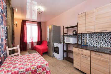 1-комн. квартира, 44 кв.м. на 4 человека, улица Циолковского, 29А, Екатеринбург - Фотография 3