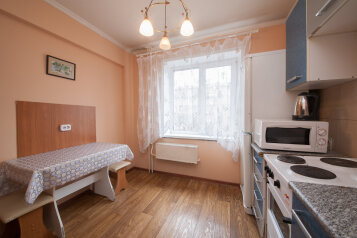 1-комн. квартира, 34 кв.м. на 4 человека, Копылова, 72, Красноярск - Фотография 4