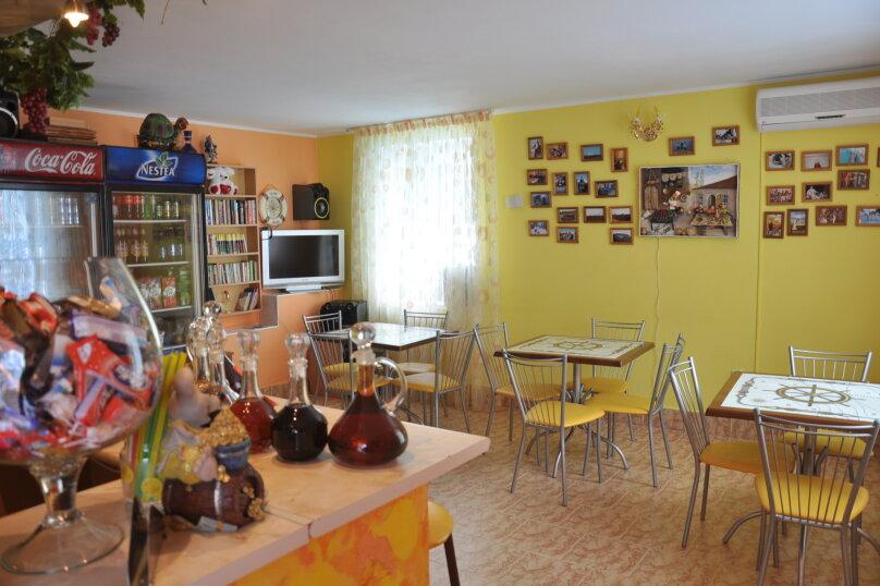 Апартаменты 90 кв. м. 3-х комнатные, 90 кв.м. на 8 человек, 3 спальни, 2-й Черноморский переулок, 10, Витязево - Фотография 14