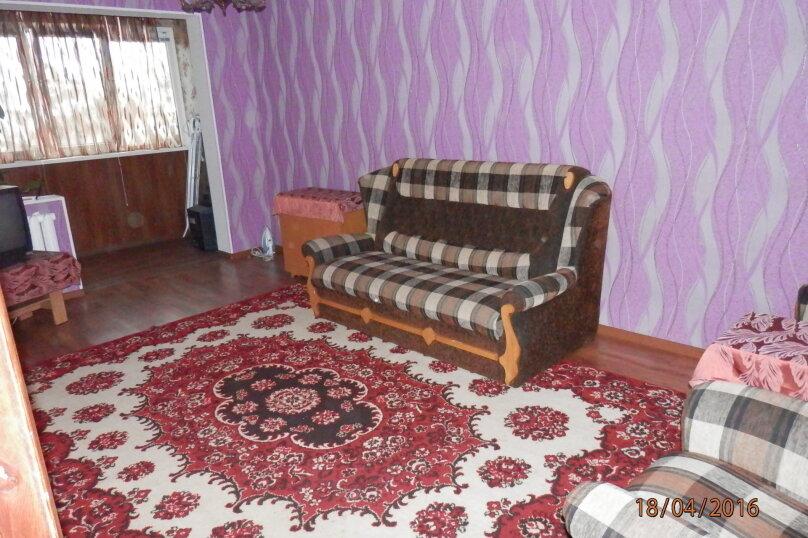 3-комн. квартира, 68 кв.м. на 7 человек, улица Сурикова, 16, Алупка - Фотография 4