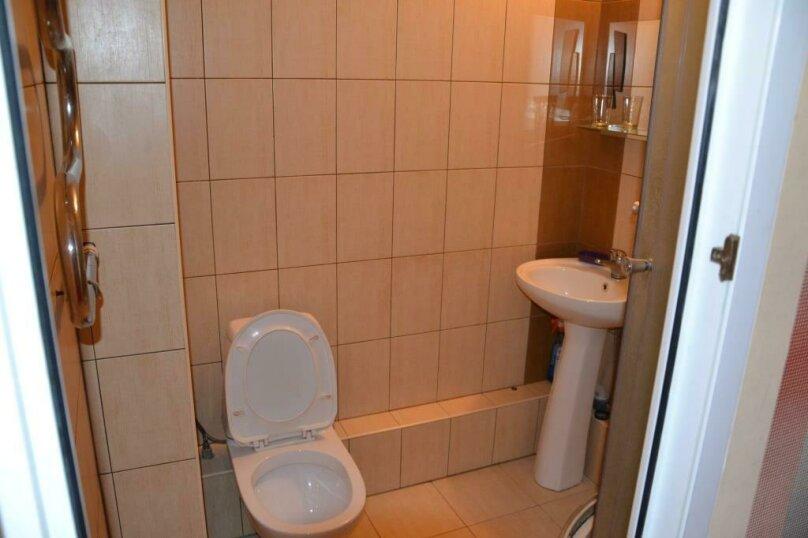 1-комн. квартира, 35 кв.м. на 4 человека, 50 лет Октября, 13, Алушта - Фотография 6