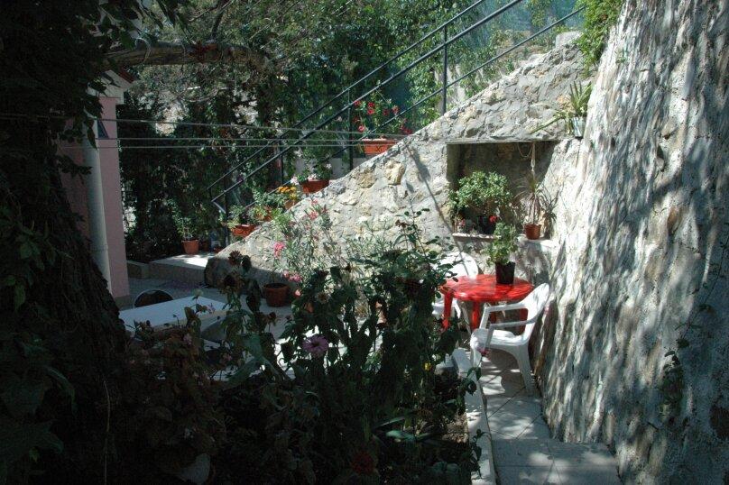 Дом в милютинском парке, 55 кв.м. на 7 человек, 3 спальни, Южнобережный спуск, 3Б, Алупка - Фотография 12