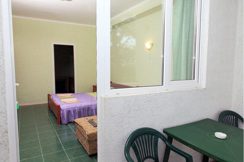 Двухместный номер эконом-класса с 1 кроватью, улица Ленина, 66, Алупка - Фотография 15