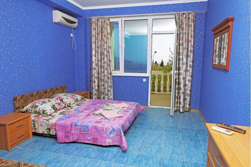 Стандартный двухместный номер с 1 кроватью или 2 отдельными кроватями, улица Ленина, 66, Алупка - Фотография 1