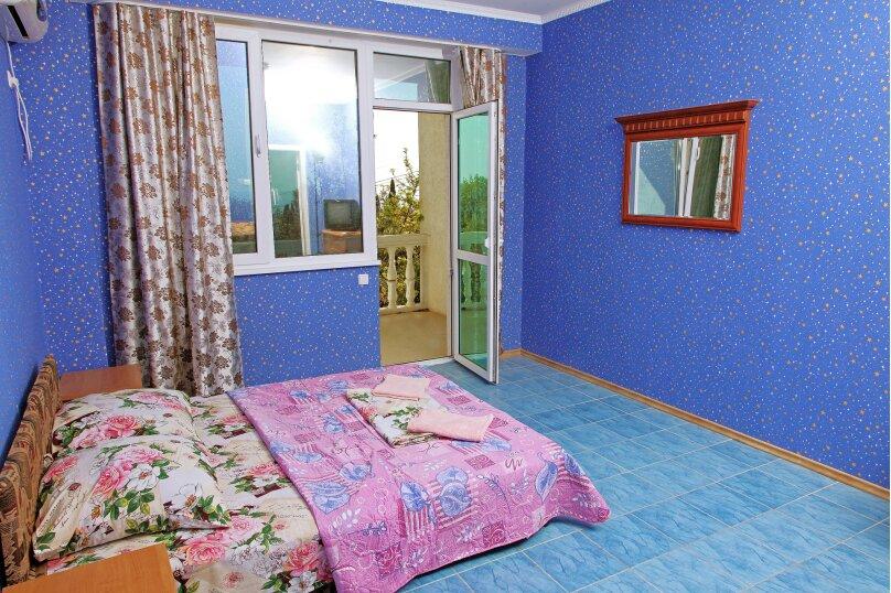 Стандартный двухместный номер с 1 кроватью или 2 отдельными кроватями, улица Ленина, 66, Алупка - Фотография 3