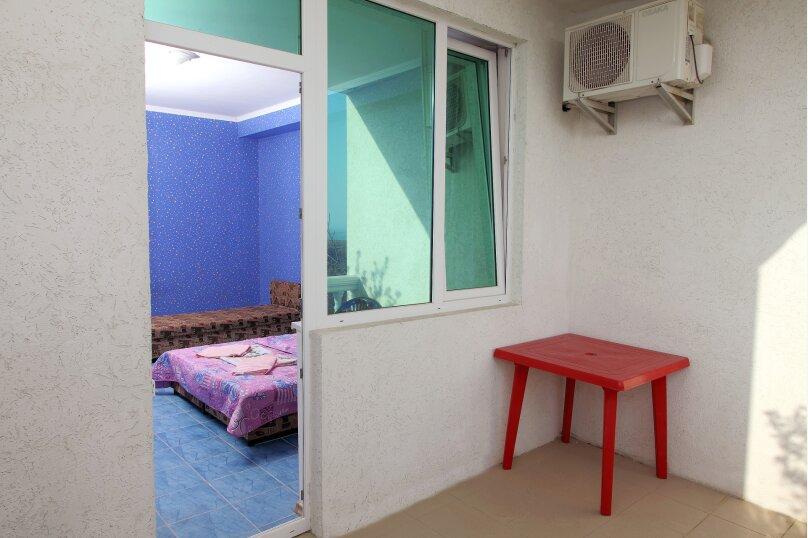 Стандартный двухместный номер с 1 кроватью или 2 отдельными кроватями, улица Ленина, 66, Алупка - Фотография 4
