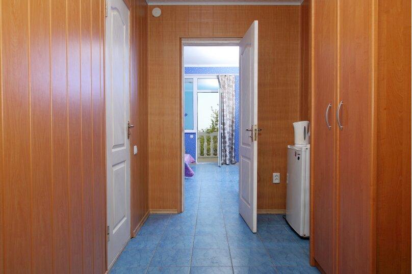 Стандартный двухместный номер с 1 кроватью или 2 отдельными кроватями, улица Ленина, 66, Алупка - Фотография 5
