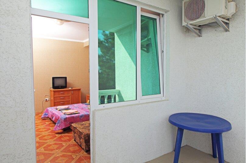 Стандартный двухместный номер с 1 кроватью или 2 отдельными кроватями, улица Ленина, 66, Алупка - Фотография 9