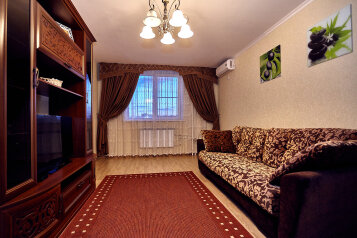 2-комн. квартира, 64 кв.м. на 2 человека, Кореновская улица, Прикубанский округ, Краснодар - Фотография 1