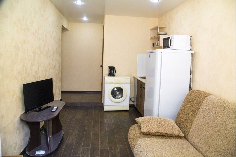 1-комн. квартира, 20 кв.м. на 3 человека, проспект Металлургов, 41, Красноярск - Фотография 2
