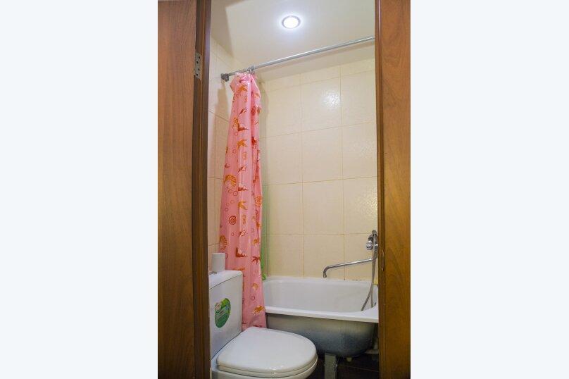 1-комн. квартира, 20 кв.м. на 3 человека, проспект Металлургов, 41, Красноярск - Фотография 4